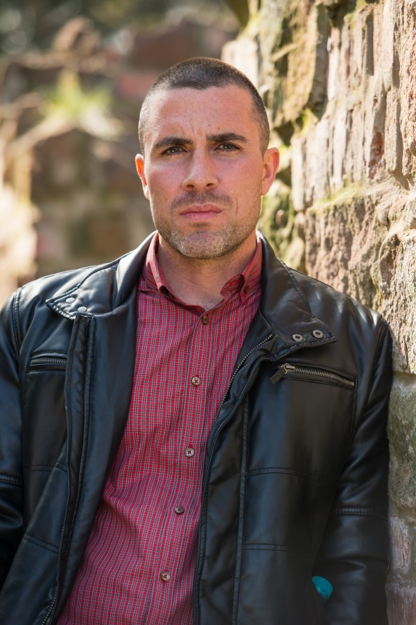 Greg plays Trevor Royle in Hollyoaks (Lime Pictures)