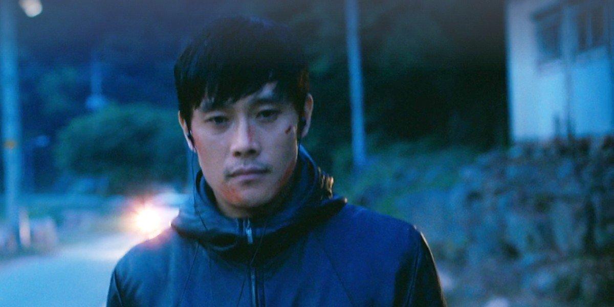 Lee Byung-hun in I Saw The Devil