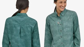 Patagonia Sol Patrol Women's Long-Sleeved shirt
