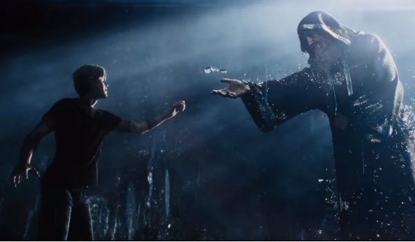 Wade's first victory in Ready Player One