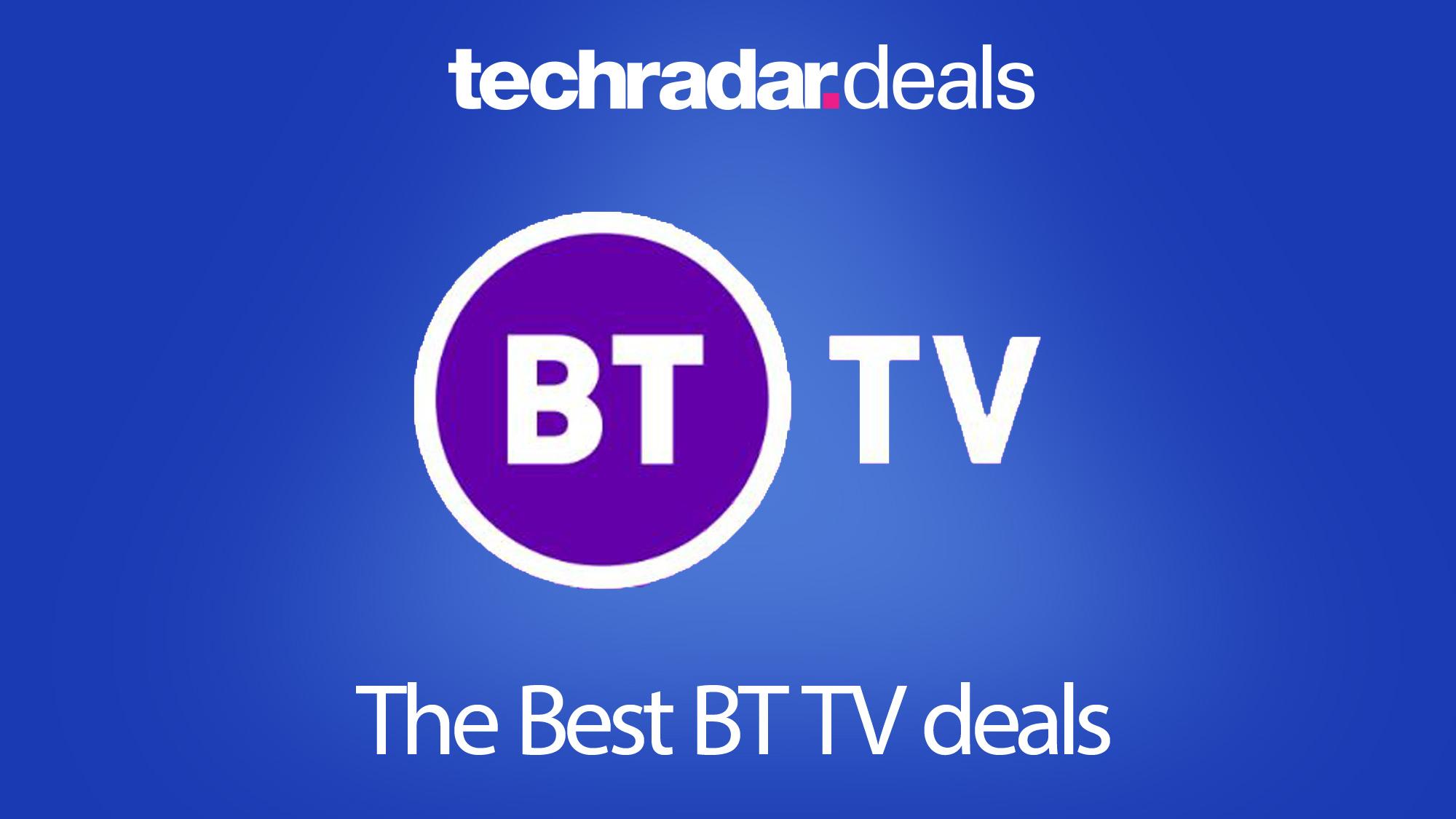 The Best Bt Tv Packages And Deals Techradar