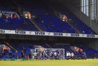 Ipswich Town v Portsmouth – Sky Bet League One – Portman Road