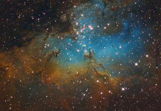 Eagle Nebula Skywatching Snyder