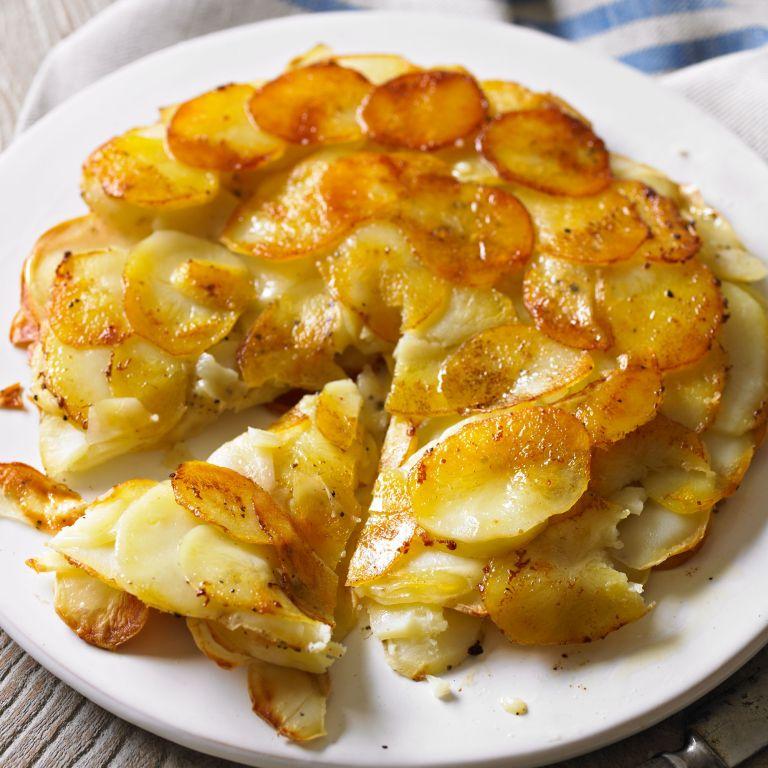 Pommes Anna recipe