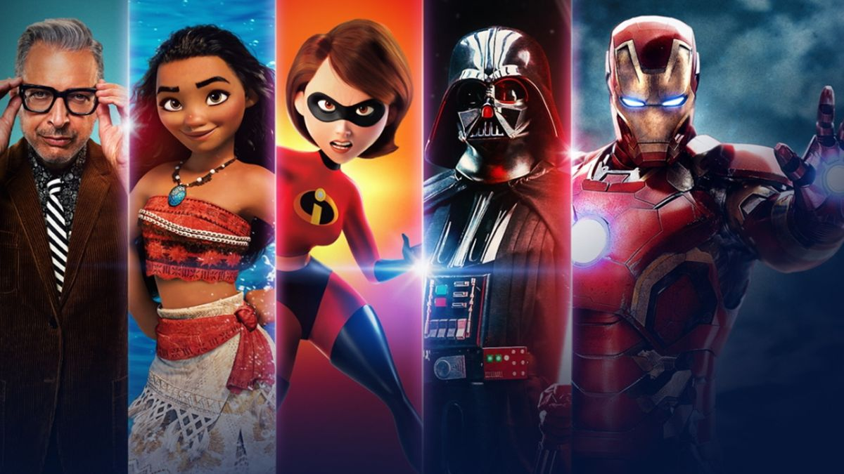 Disney Plus Uk Every Movie And Tv Show Available To Stream At Launch Gamesradar