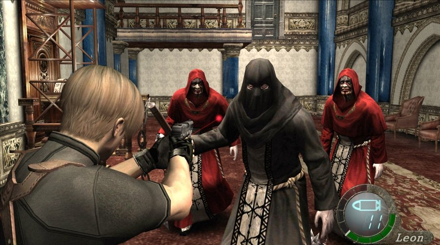 Resident Evil 4 HD Coming To PC And It Won't Be Broken This Time #30386