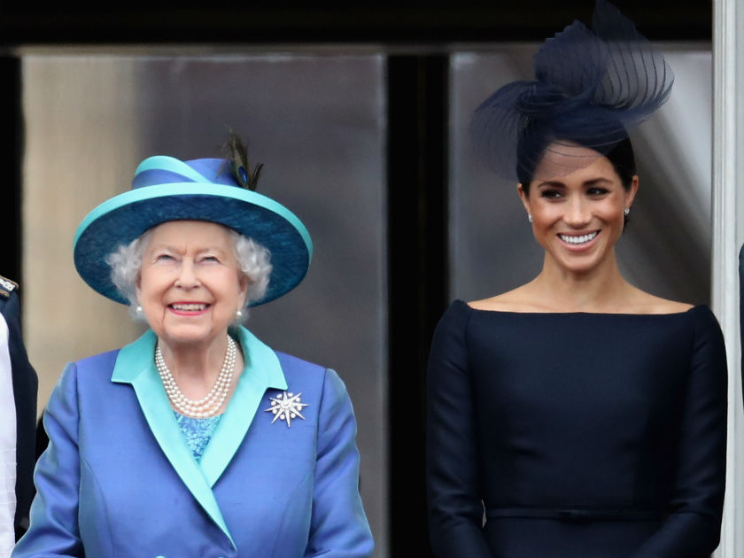 The Queen gives secret nod to Meghan with special visit next week