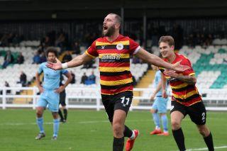 Adam Nowakowski has agreed to play for Bradford Park Avenue for just £1 a week next season