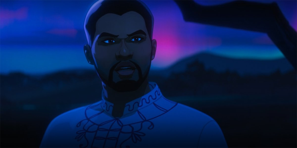 T'Challa in Ancestral Plane in What If