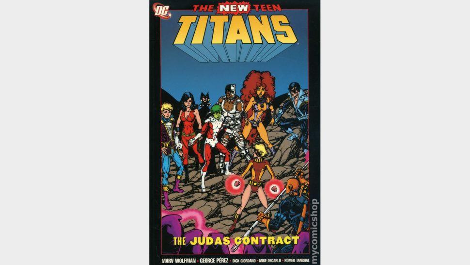 8. O Contrato Judas - The Judas Contract - (Crédito da imagem: DC Comics)