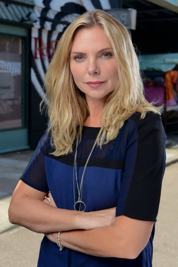Samantha Womack as Ronnie Mitchell in EastEnders