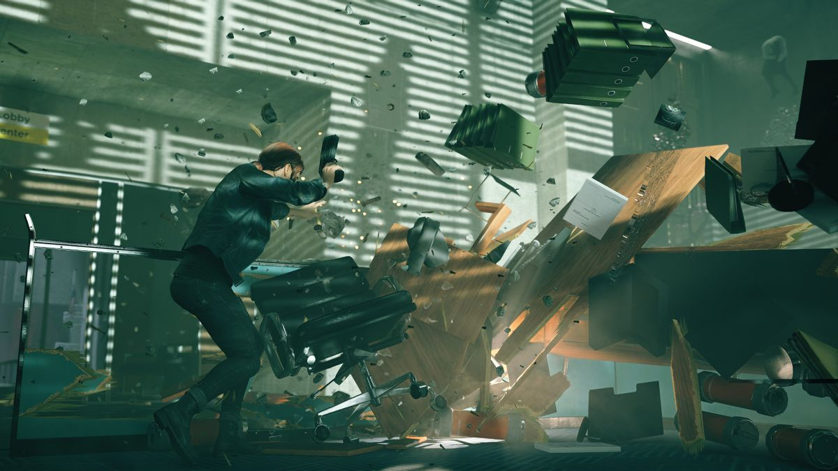 Control release date leaked, and then confirmed by Remedy Entertainment