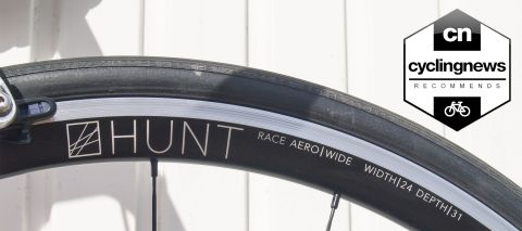Hunt Race Aero Wide wheelset review