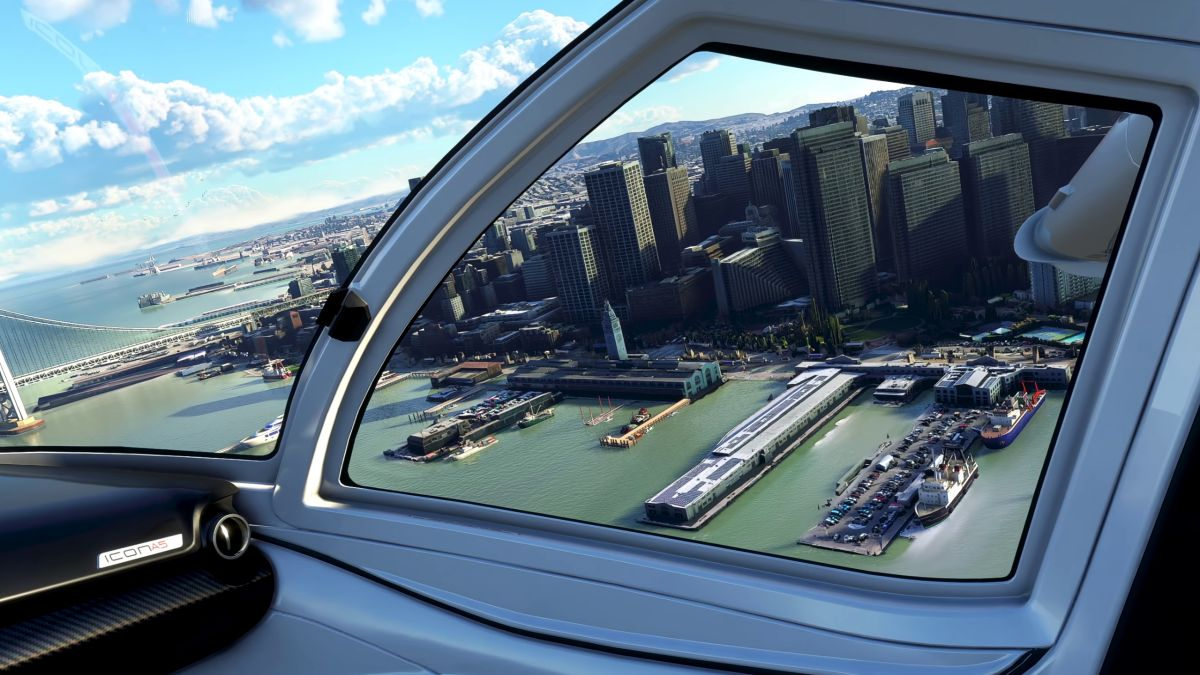 Microsoft Flight Simulator was the low-key best reveal of E3