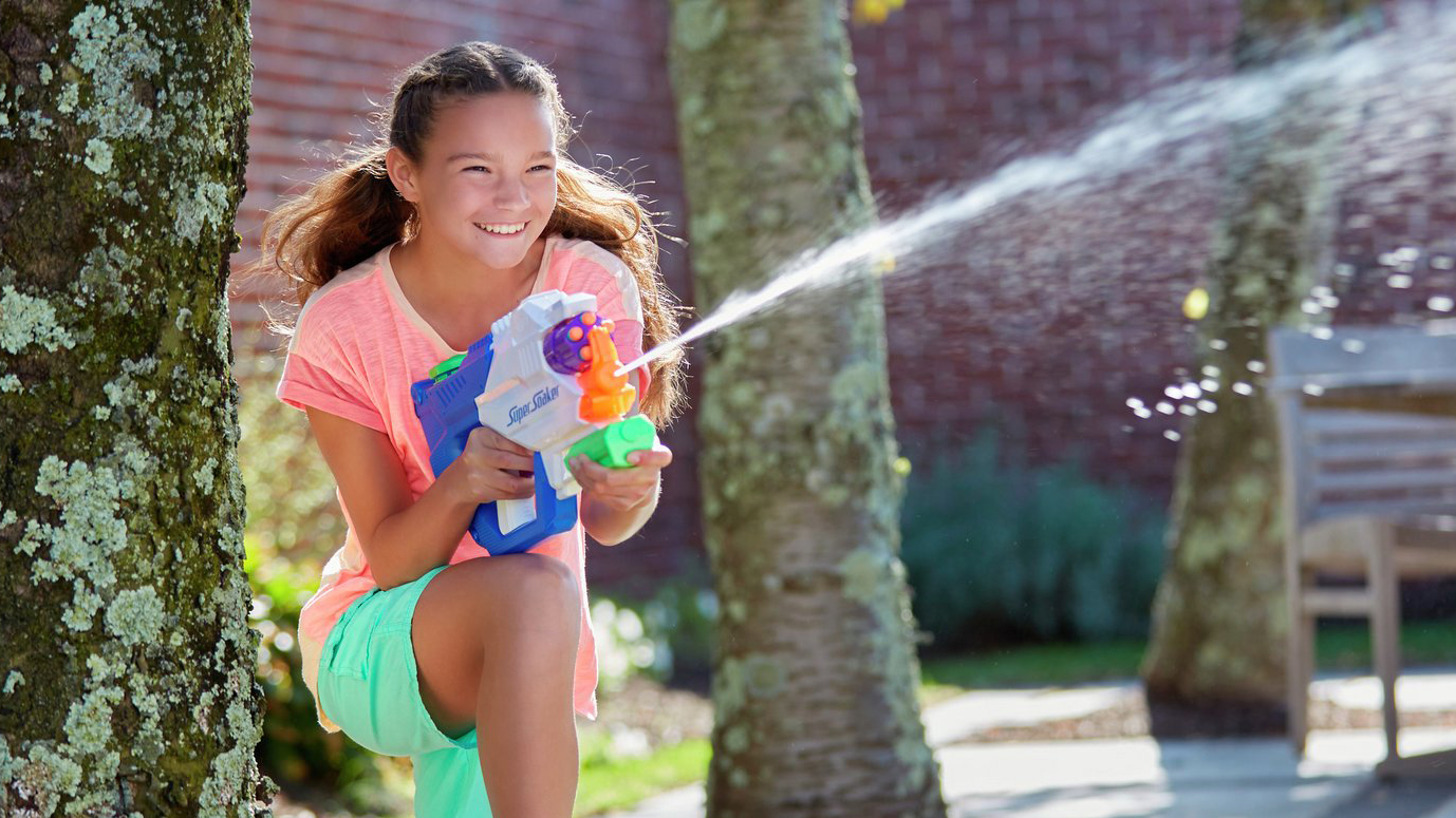 Best water gun 2019: the top Super Soakers and other water
