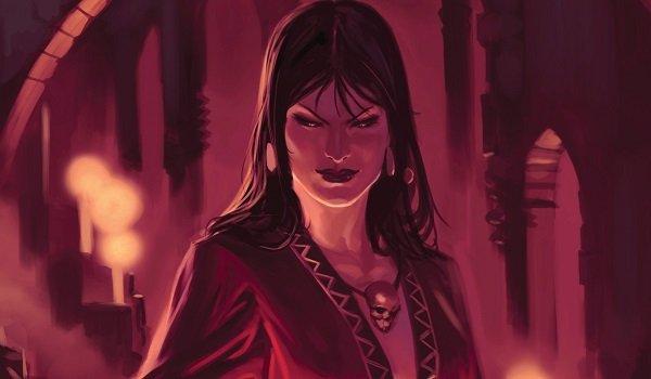 Morgan Le Fay Marvel Comics