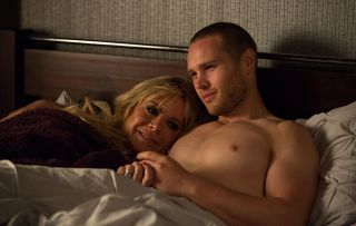 EastEnders Sharon Mitchell in bed with Keanu Taylor