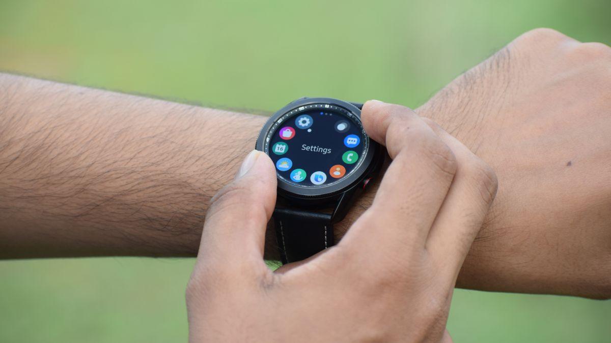 Samsung Galaxy Watch 4 wird wahrscheinlich ein verbessertes Design erhalten