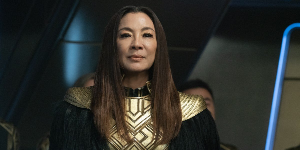 michelle yeoh in star trek discovery season 3