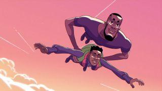 Superheroes Stormzy