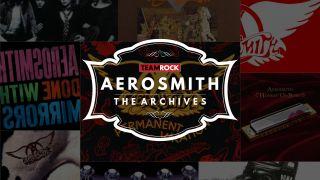Aerosmith archives
