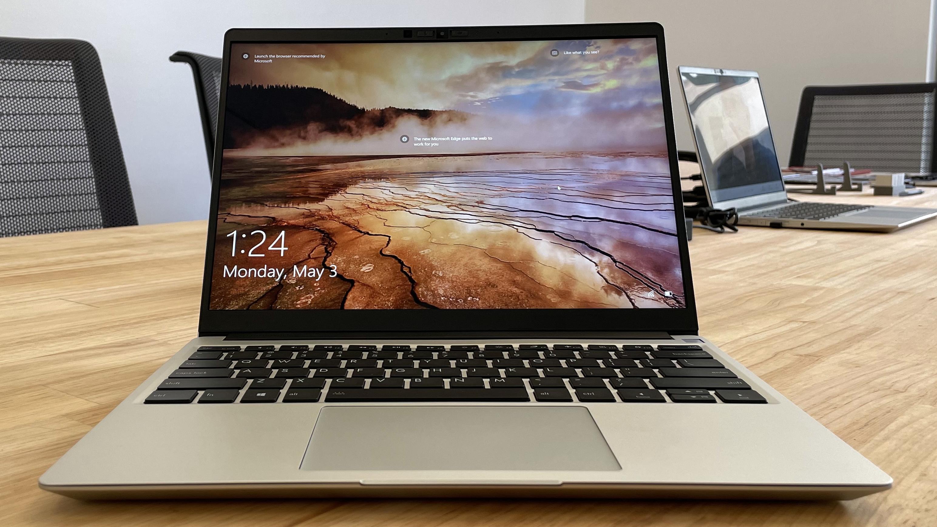 Framework Laptop review — Display