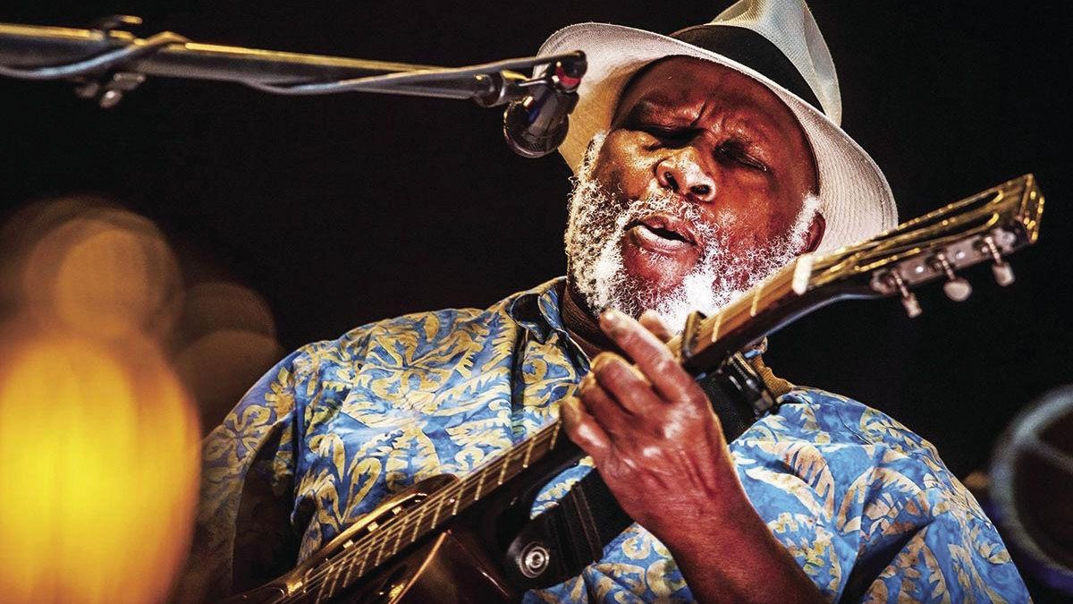 The Gospel According to Taj Mahal: Resonations From Africa to America
