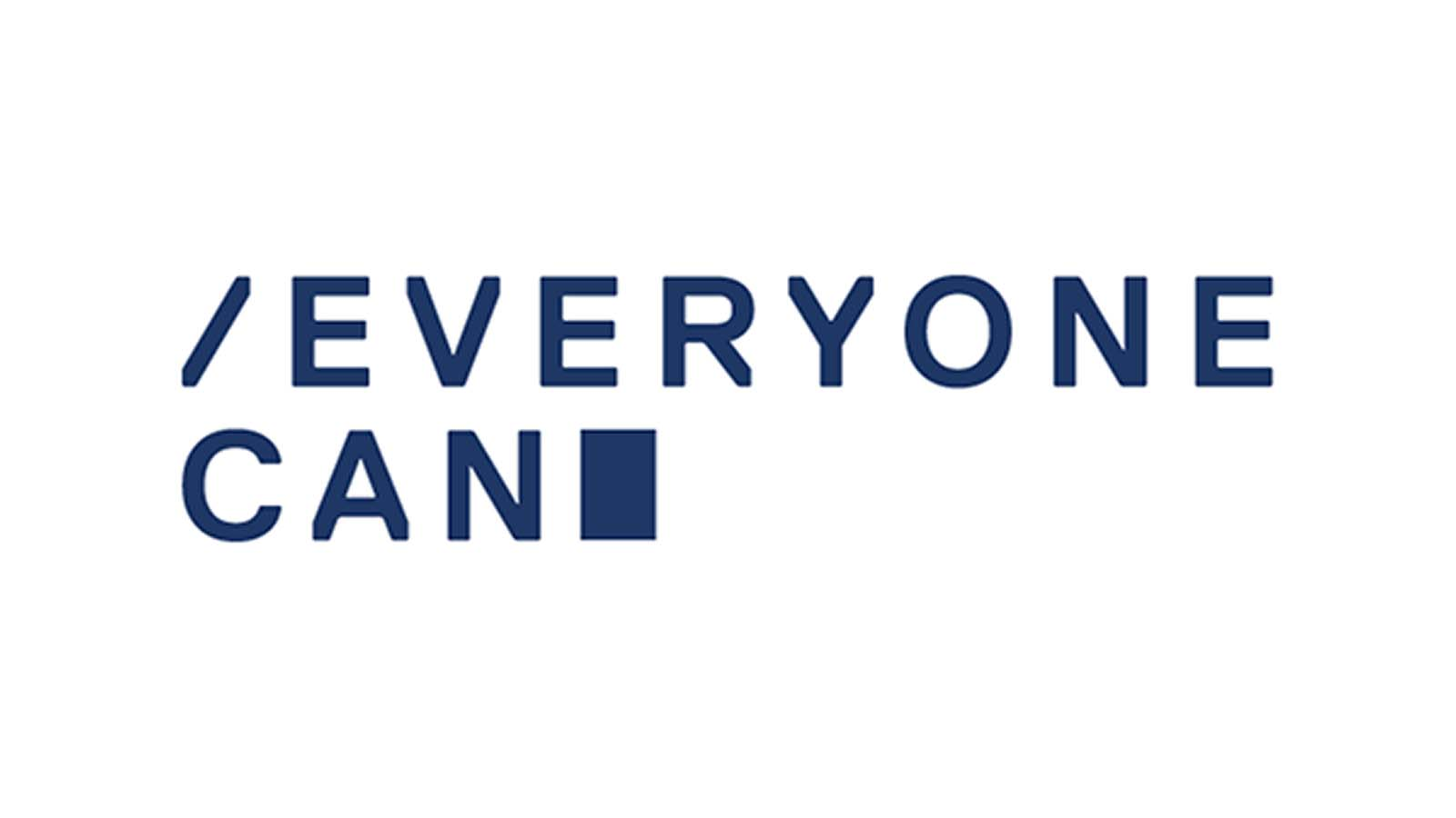 The Everyone Can Logo