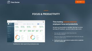 Time Doctor employee monitoring software