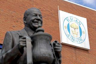 Wigan Athletic File Photo