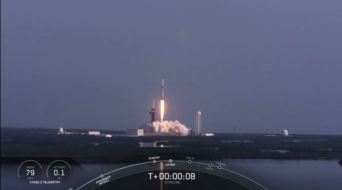 SpaceX launches 60 Starlink internet satellites, sticks rocket landing