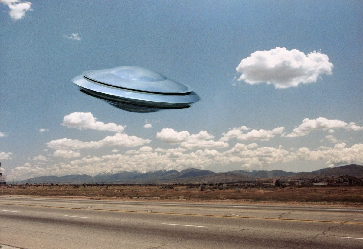 Here's the Truth Behind a NASA Document on Aliens Visiting Earth