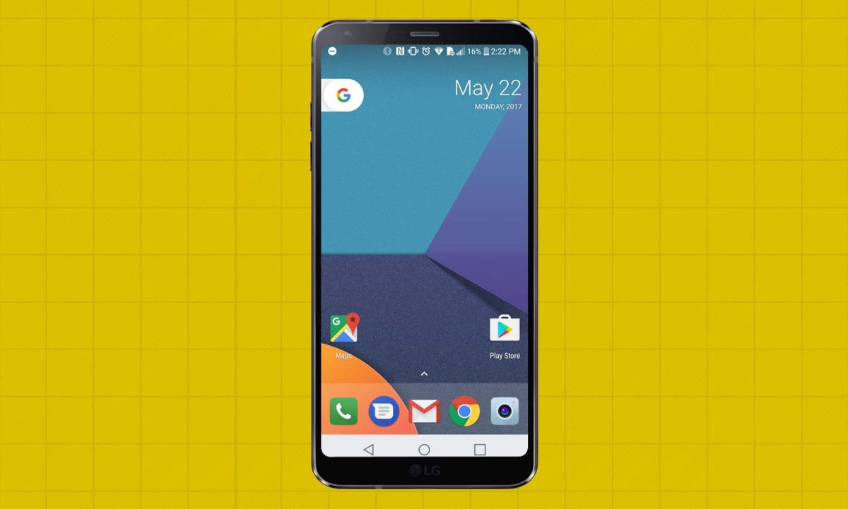 How to Get Stock Android on an LG G6 Without Rooting | Tom's