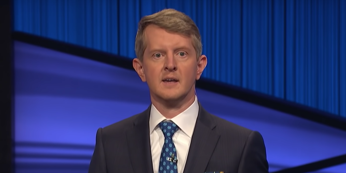 As Ken Jennings Makes His Jeopardy Debut, Fans Are Feeling All The Feelings