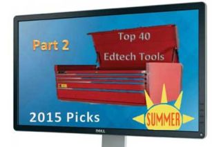 Forty Educational Websites For Your Summer 2015 Toolkit, Part 2