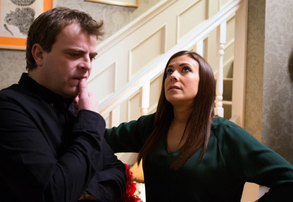 Steve and Michelle have been some rough times (ITV/Mark Bruce)