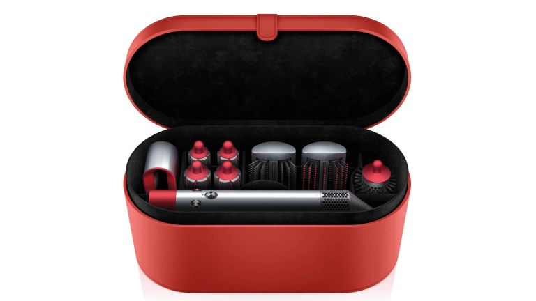 Dyson Airwrap Complete Red