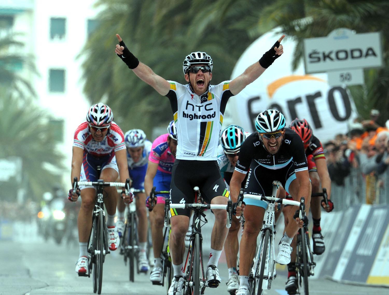 Matt Goss wins Milan-San Remo 2011
