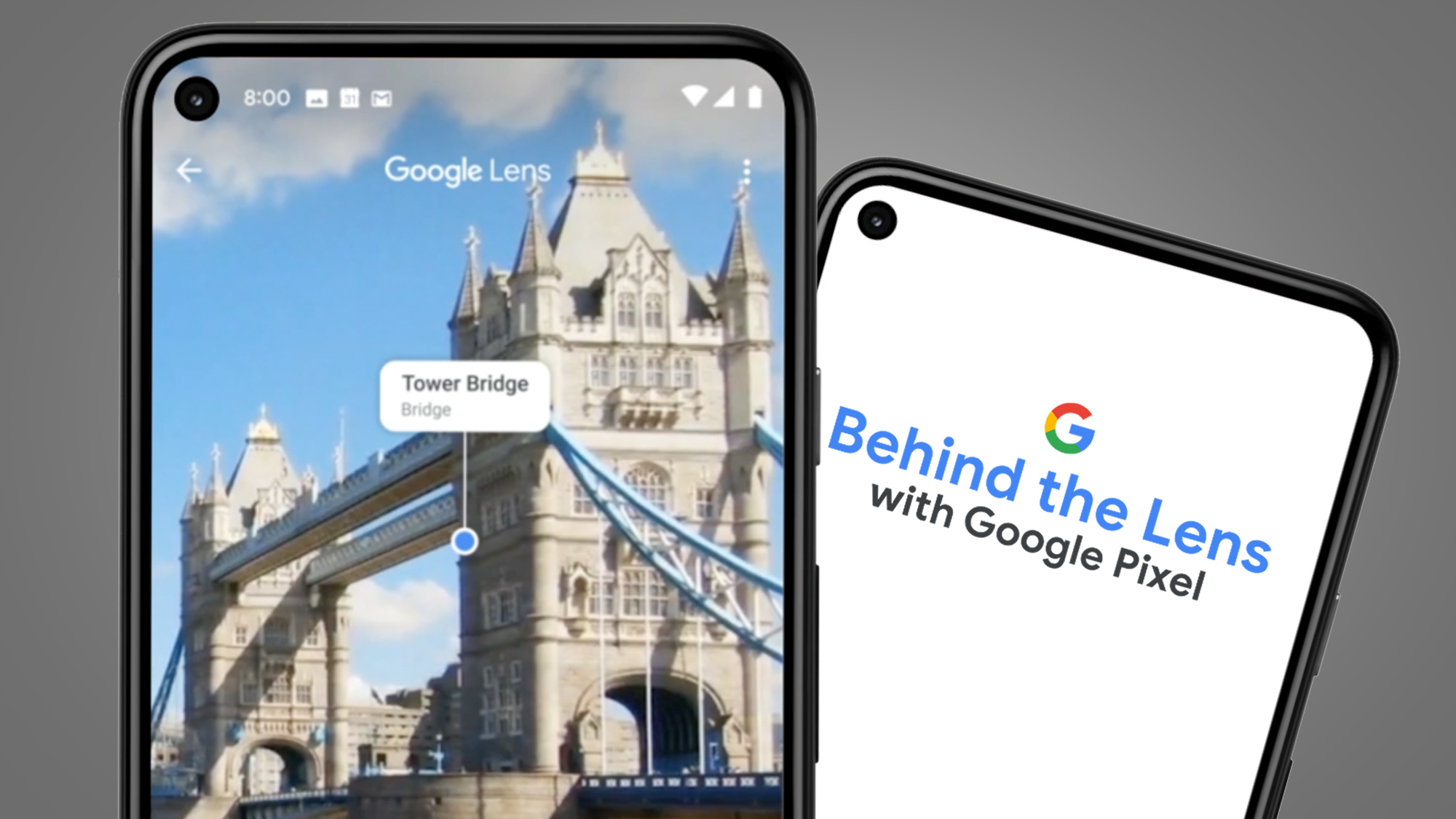 Google announces Google Lens city walking tours –here's how to sign up