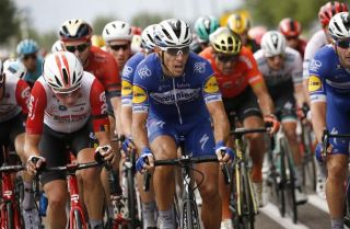 Philippe Gilbert (Deceuninck-QuickStep) during the first stage of BinckBank Tour