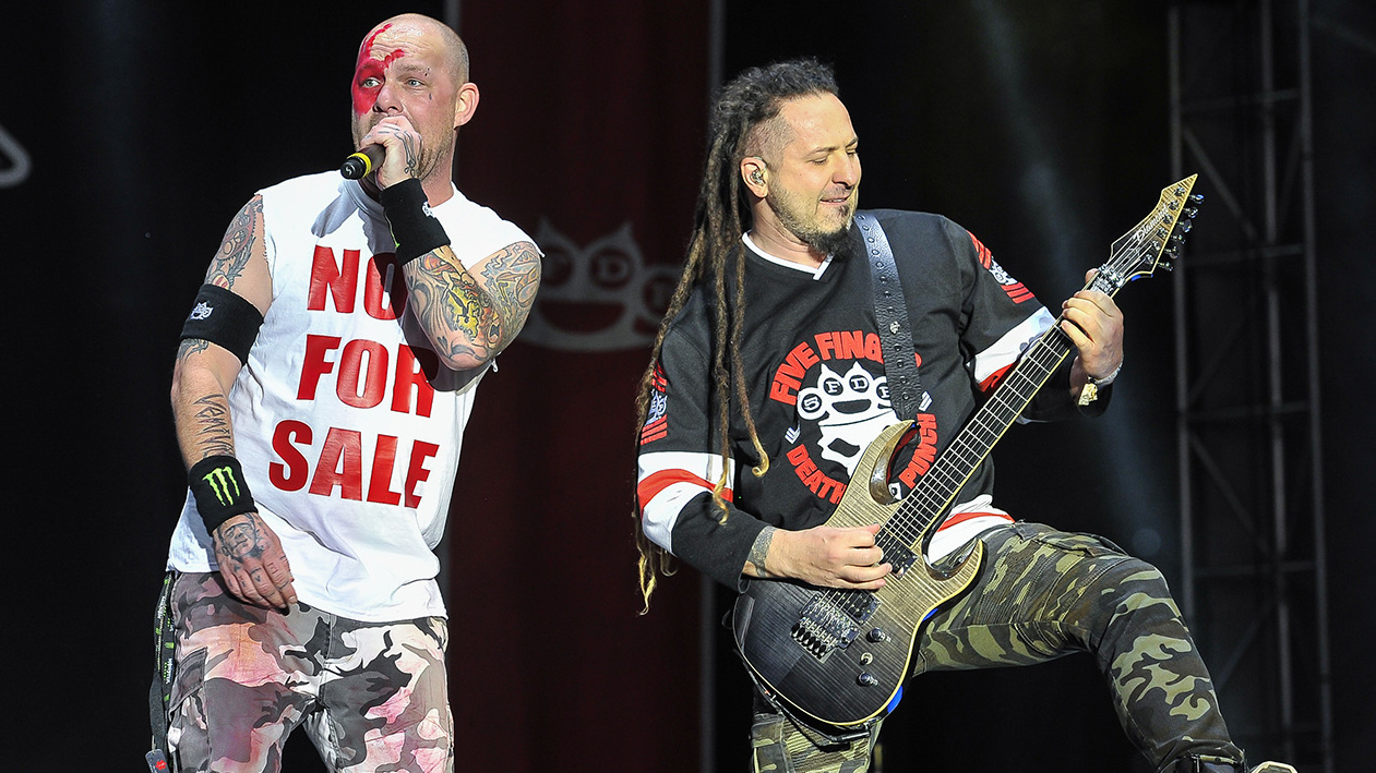 New Five Finger Death Punch Album Has Some Of Their Biggest Songs Ever