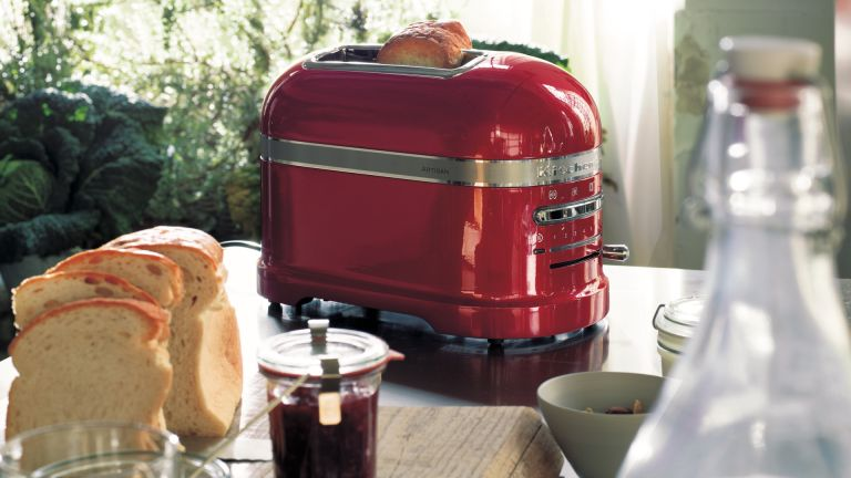 KitchenAid Artisan toaster review/KitchenAid Pro-line toaster review