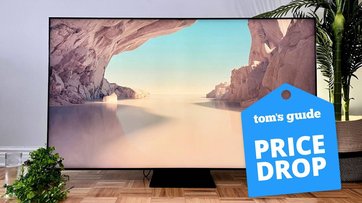 Amazon 4th of July deal knocks $1,000 off Samsung's best 2021 TV