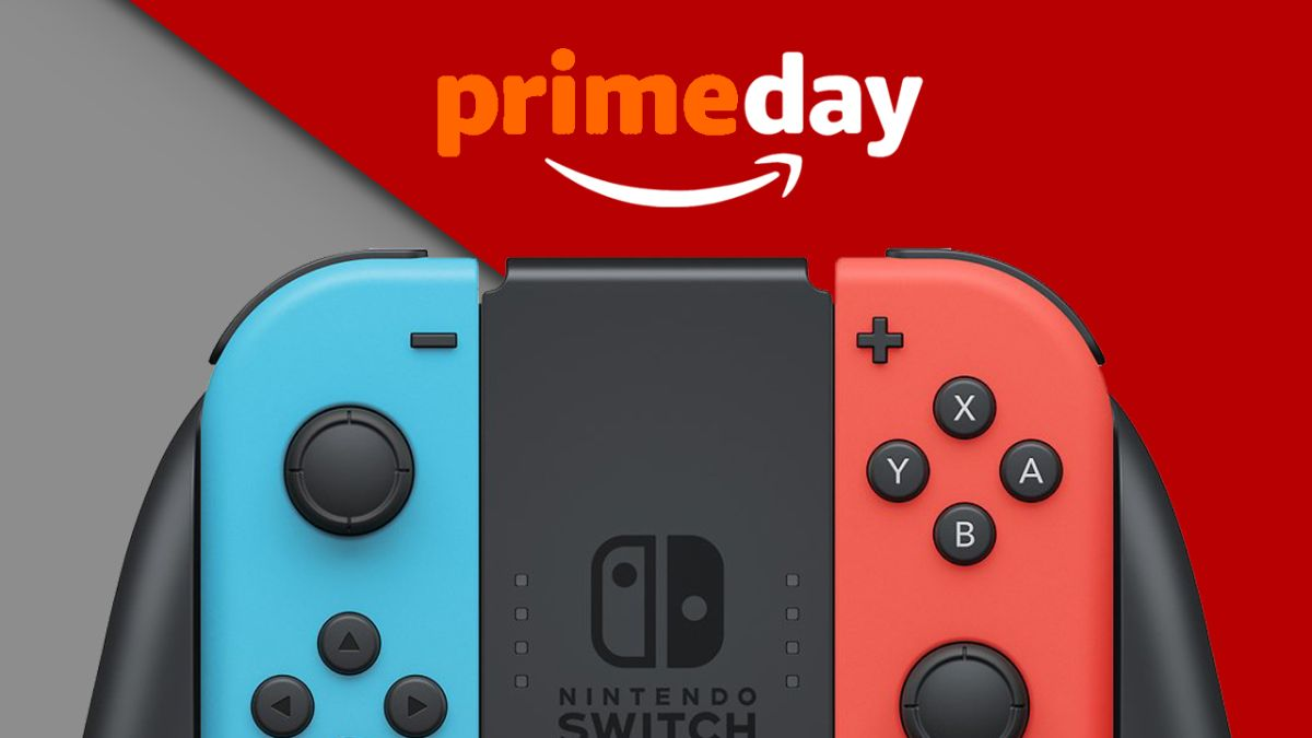 Every Nintendo Switch game in the Amazon Prime Day sale