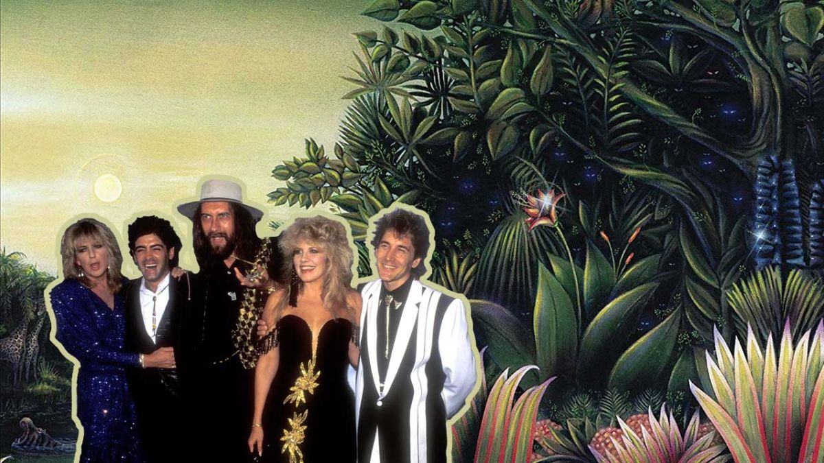 Drug abuse, violence, and the making of Fleetwood Mac's Tango In The Night