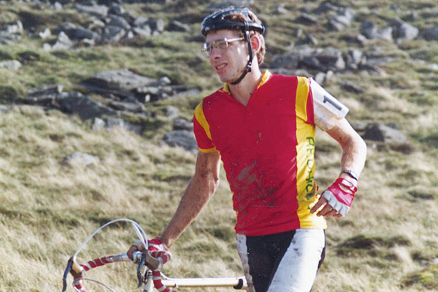 Simon Scarsbrook, Three Peaks Cyclo-Cross 1985