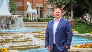 Joe Way, director of learning environments, USC