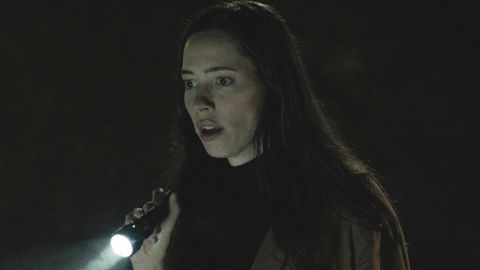 Rebecca Hall chases the truth in 'The Night House.'