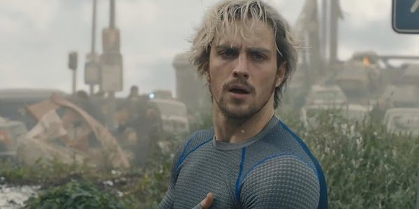 Quicksilver in Avengers: Age of Ultron