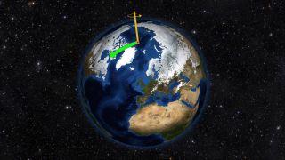 Earth's wobble